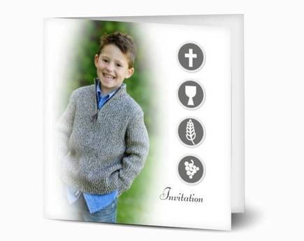 Communion Invitations